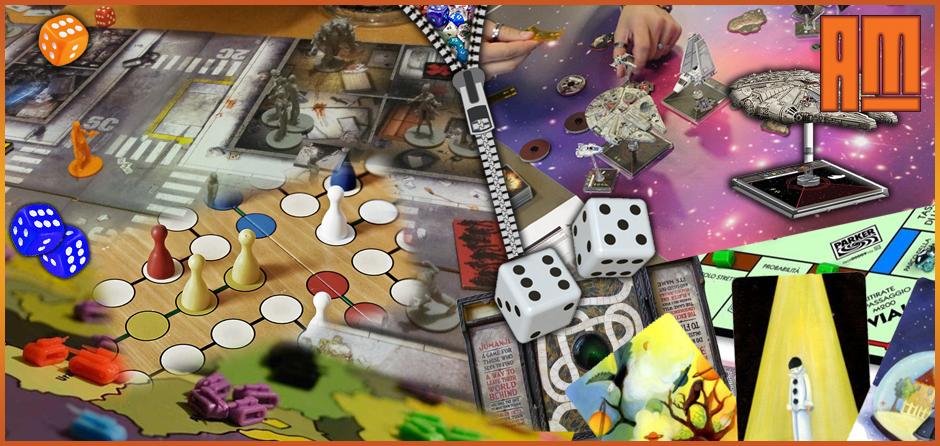 Giochi da tavolo am giochi e fumetti - Gioco da tavolo violetta ...