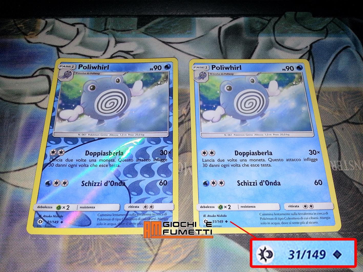 Pokemon Gcc Sole E Luna Guida Alle Rarità Am Giochi E Fumetti